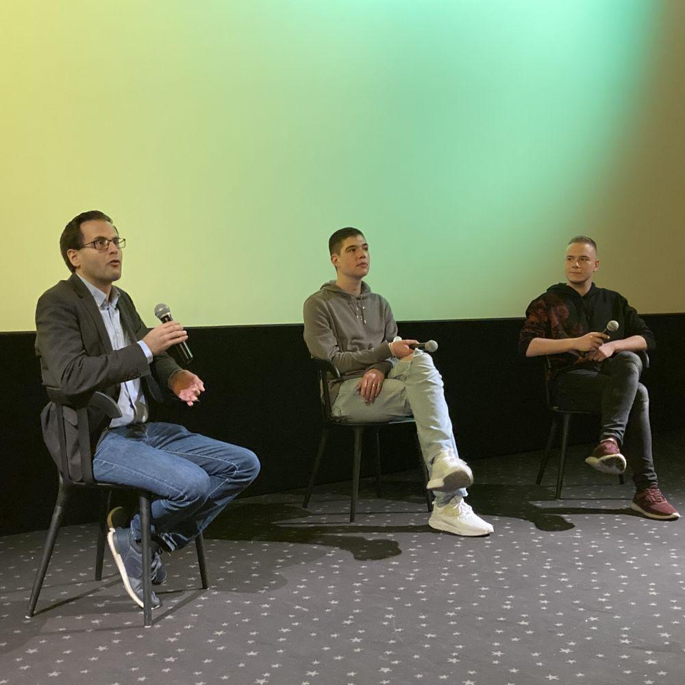 Traumjobfestival: Im Kino Beruf(ung) gefunden